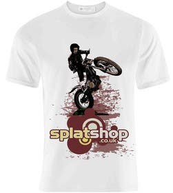 #45 for Design a T-Shirt for Moto Trials by naimishmakawana