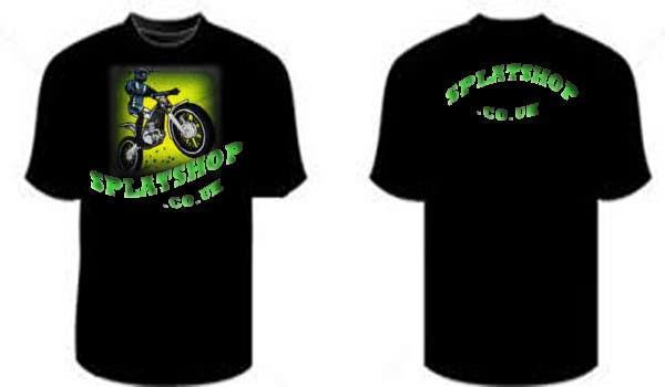 #46 for Design a T-Shirt for Moto Trials by designerekra