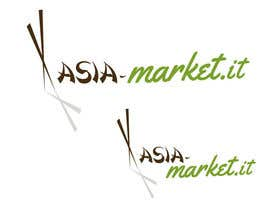 #14 para Design a Logo for our new online-shop of ethnic food Asia-Market.it por manuel0827
