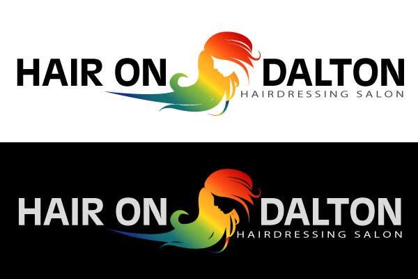 Participación en el concurso Nro.                                        246                                      para                                         Logo Design for HAIR ON DALTON
