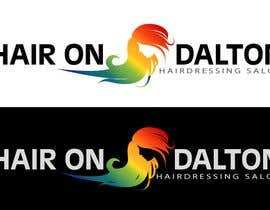 topcoder10님에 의한 Logo Design for HAIR ON DALTON을(를) 위한 #246