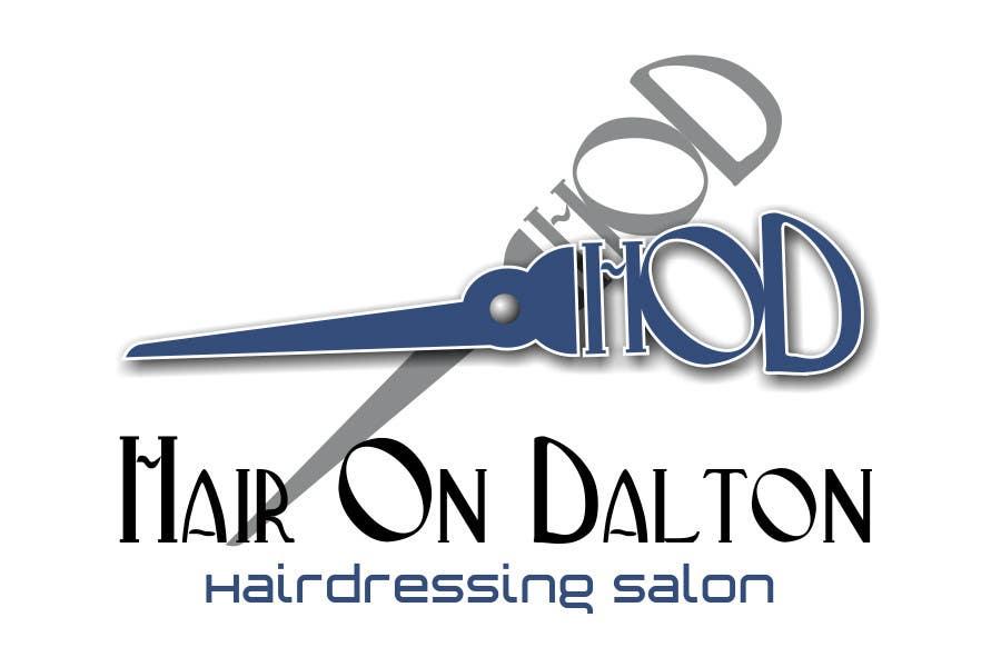 Zgłoszenie konkursowe o numerze #321 do konkursu o nazwie Logo Design for HAIR ON DALTON