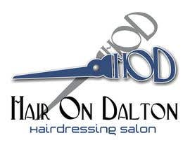 #321 pentru Logo Design for HAIR ON DALTON de către dimitarstoykov