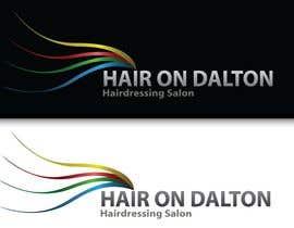 Nambari 20 ya Logo Design for HAIR ON DALTON na cnlbuy