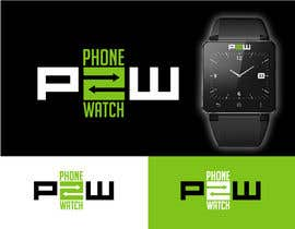 #66 for Diseñar un logotipo for smartwatch brand by nom2