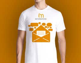 #4 for Design a T-Shirt for InformationMail af Spector01
