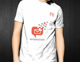 #23 cho Design a T-Shirt for InformationMail bởi shyRosely