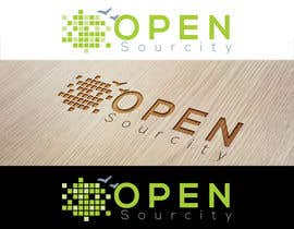 #31 for Design a Logo for Open Sourcity af gfxyang