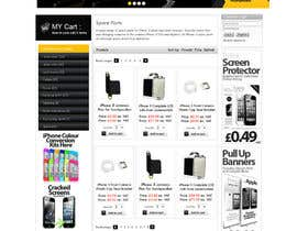 #15 for Unique affiliate website af MagicalDesigner