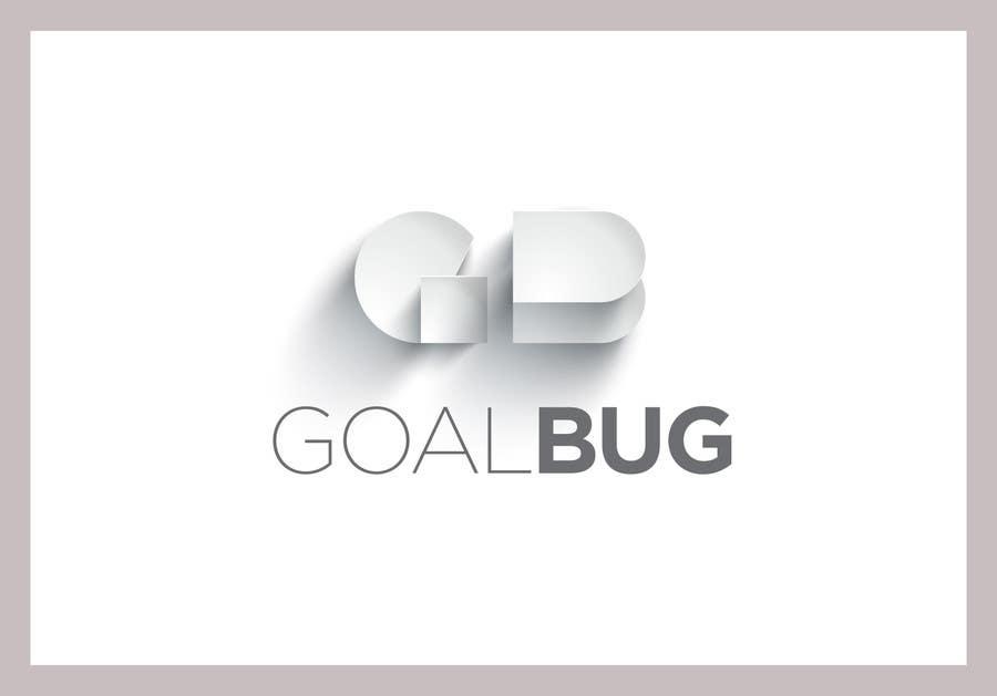 """Kilpailutyö #62 kilpailussa Design a Logo for """"Goal Bug"""""""