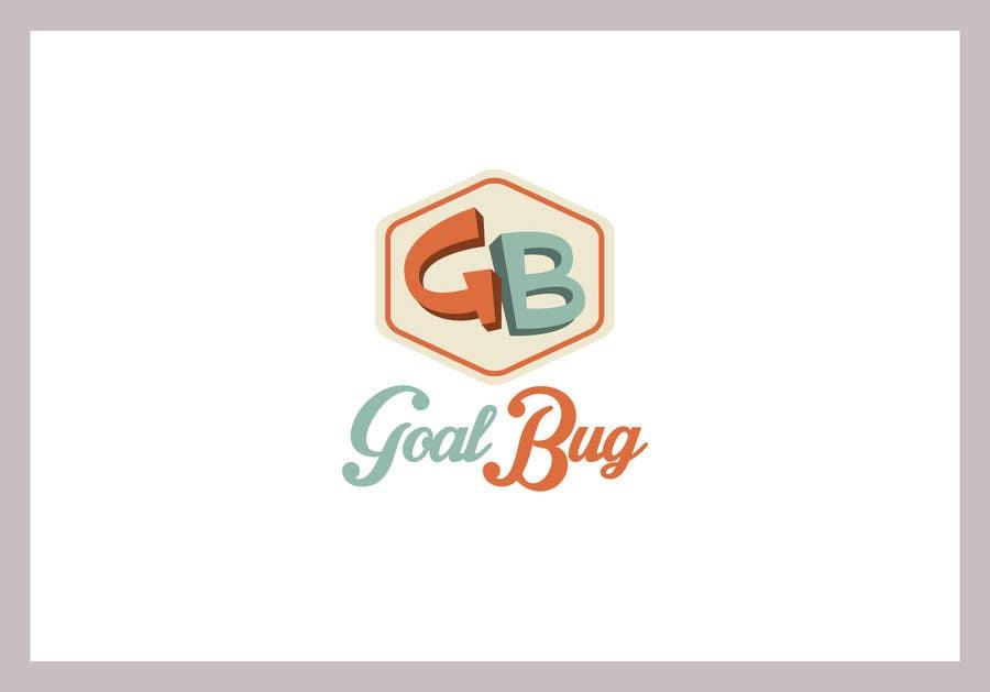"""Kilpailutyö #63 kilpailussa Design a Logo for """"Goal Bug"""""""