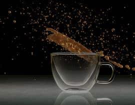 Cobot tarafından CGI : flying liquid espresso için no 46