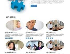 Nro 4 kilpailuun Website Redesign (GoosePHP.com) käyttäjältä raghavanand