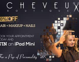 MooN5729 tarafından Improve a Flyer Design for a Beauty Salon için no 27