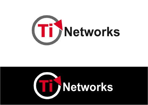 Bài tham dự cuộc thi #                                        71                                      cho                                         Design a Logo for TI Networks (www.ti.net.au)