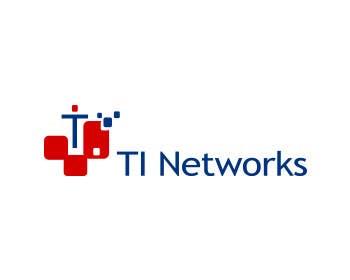 Bài tham dự cuộc thi #                                        155                                      cho                                         Design a Logo for TI Networks (www.ti.net.au)