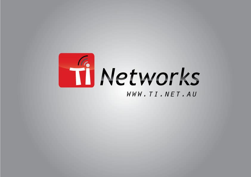 Bài tham dự cuộc thi #                                        152                                      cho                                         Design a Logo for TI Networks (www.ti.net.au)