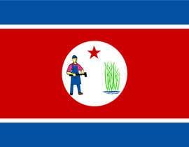 Nro 26 kilpailuun Need Flag Design Vectorized käyttäjältä dipakart