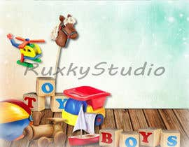 #6 for Illustrate background af RuxkyStudio