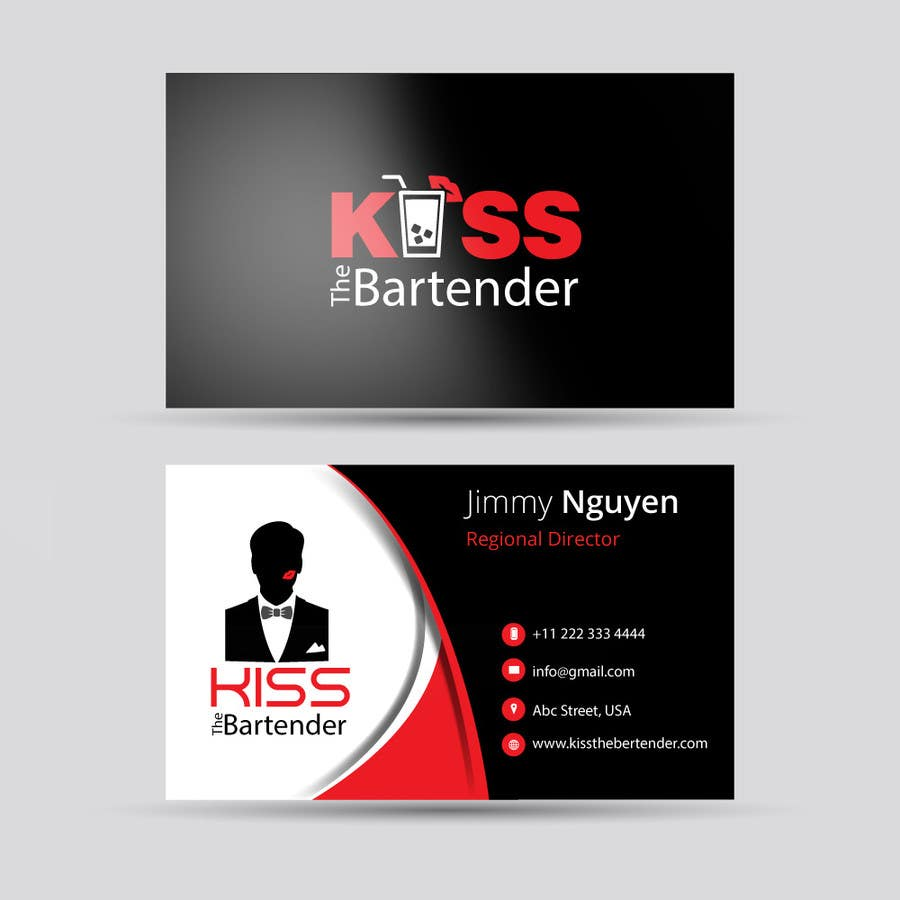 Entry #159 by hemabajaj891 for Design some Business Cards for a ...