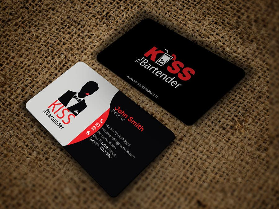 Entry 20 By Hd12345 For Design Some Business Cards For A Mobile