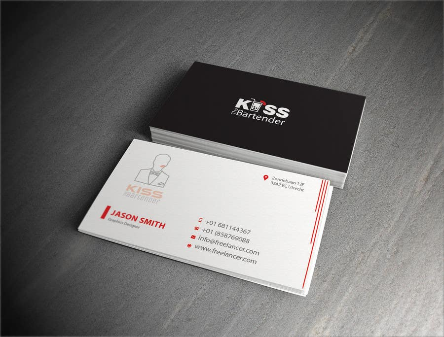 Entry #207 by grapkisdesigner for Design some Business Cards for a ...