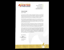 #14 for Letterhead Design (Only a regular A4 Page) for my company by cucgachvn