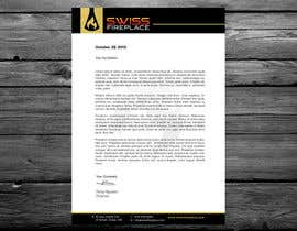 #29 untuk Letterhead Design (Only a regular A4 Page) for my company oleh cucgachvn
