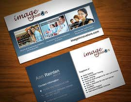#72 pentru Business Card Design for Image Innovators de către StrujacAlexandru