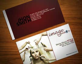 #4 pentru Business Card Design for Image Innovators de către StrujacAlexandru