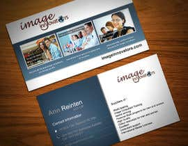 #71 pentru Business Card Design for Image Innovators de către StrujacAlexandru