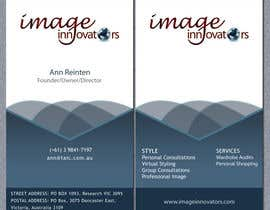 #74 pentru Business Card Design for Image Innovators de către webomagus