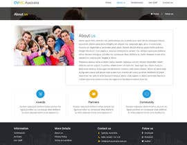 Nro 29 kilpailuun Re-design a Website for www.ovhcaustralia.com käyttäjältä nizagen