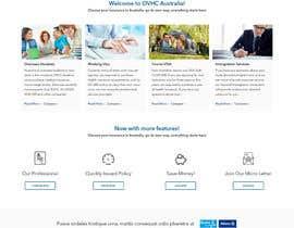 Nro 21 kilpailuun Re-design a Website for www.ovhcaustralia.com käyttäjältä Poornah