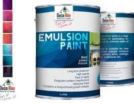 Nro 9 kilpailuun design two printable labels for paint tins -- 2 käyttäjältä wood74