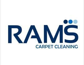 #163 untuk logo for RAMS Carpet Cleaning oleh wood74