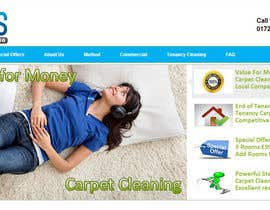 #143 for logo for RAMS Carpet Cleaning af MonamiSoft