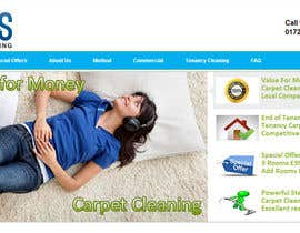 #159 for logo for RAMS Carpet Cleaning af MonamiSoft