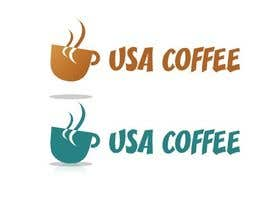 #447 for Design a Logo for a coffee website by nikhiltechnology