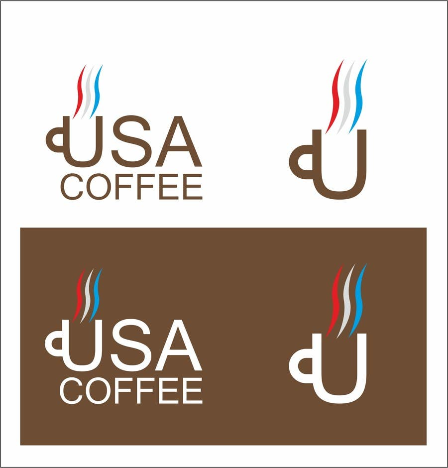#442 for Design a Logo for a coffee website by kon888