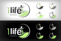 Graphic Design Конкурсная работа №208 для Logo Design for 1 Life
