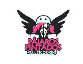 Nro 23 kilpailuun Modify our Roller Derby Logo käyttäjältä ratax73