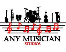 #85 para Logo Design: Music Studio / Rehearsal Business por SaiSengMain