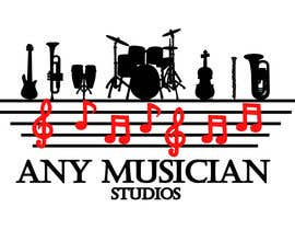 #86 para Logo Design: Music Studio / Rehearsal Business por SaiSengMain