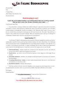 #15 for One page sales letter required by lafs