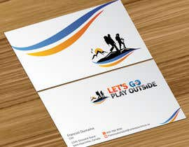 nº 12 pour Design Business Cards... for Let's Go Play Outside par jobee
