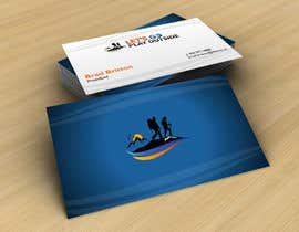 nº 33 pour Design Business Cards... for Let's Go Play Outside par trying2w