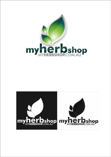#17 for 2 New Herb company logos - both to be different by Prettylights