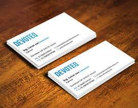Nro 18 kilpailuun Design a Business Card käyttäjältä shorowar