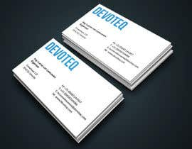 Nro 93 kilpailuun Design a Business Card käyttäjältä atikul4you